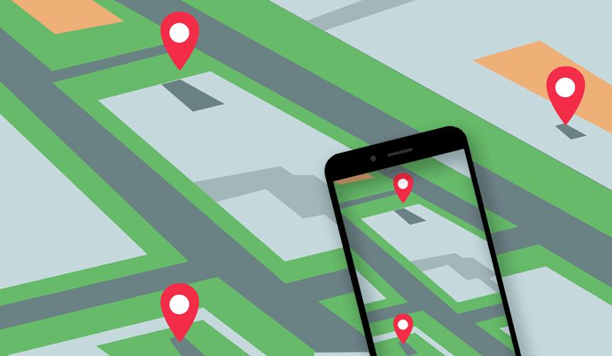 MDM location tracking