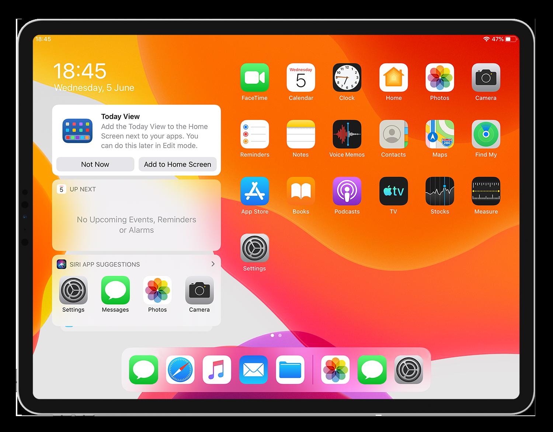 iPadOS 13 unveiled at WWDC 2019