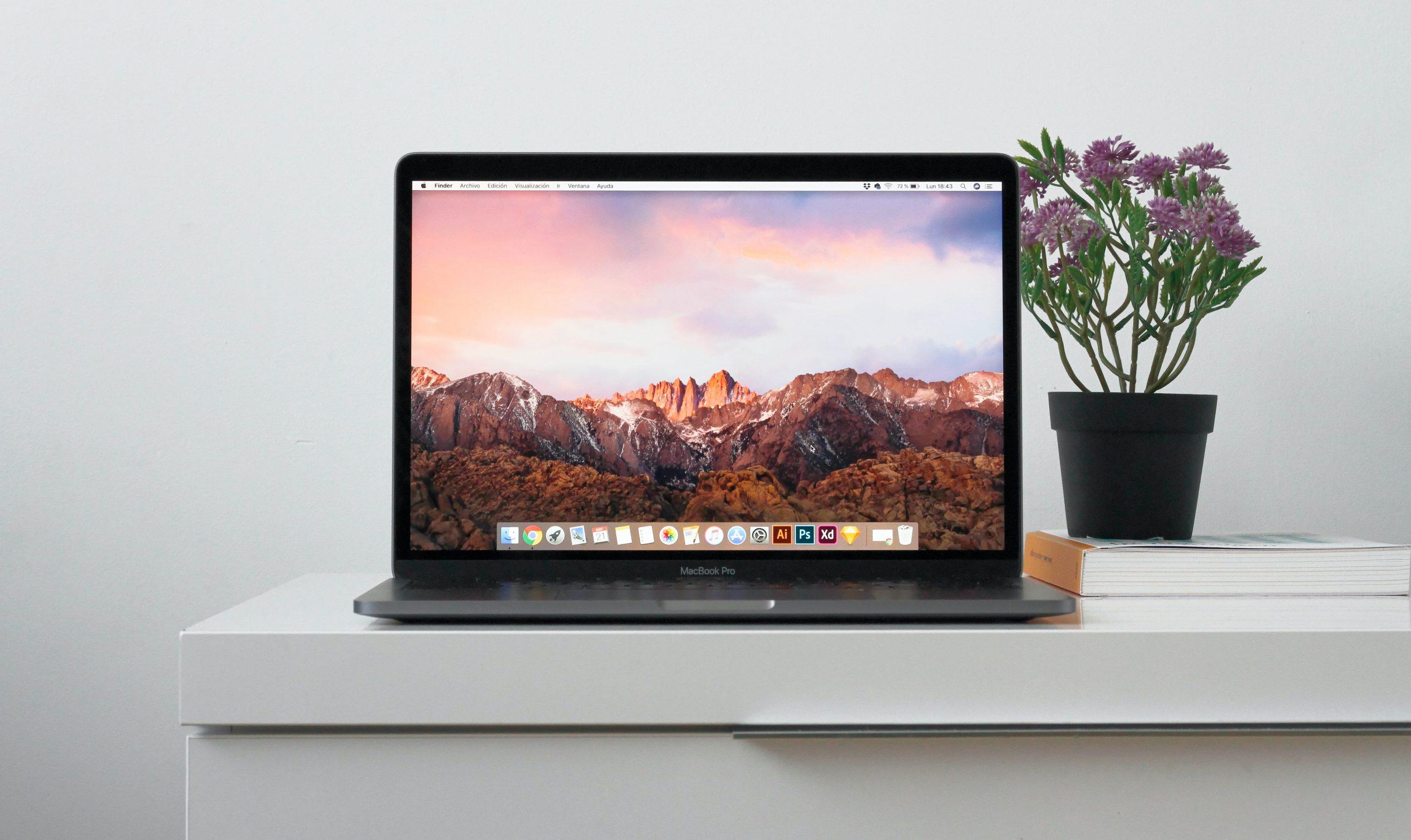 mac has better built-in security