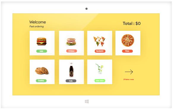 Windows single app kiosk mode