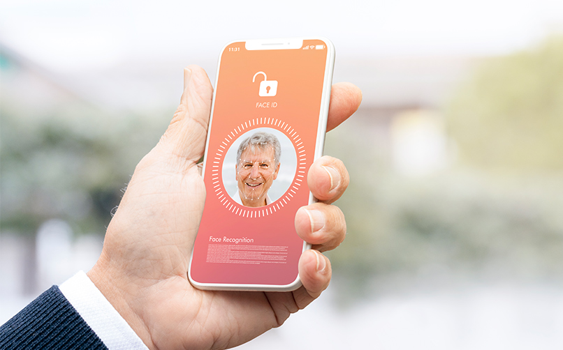 face id for ios security
