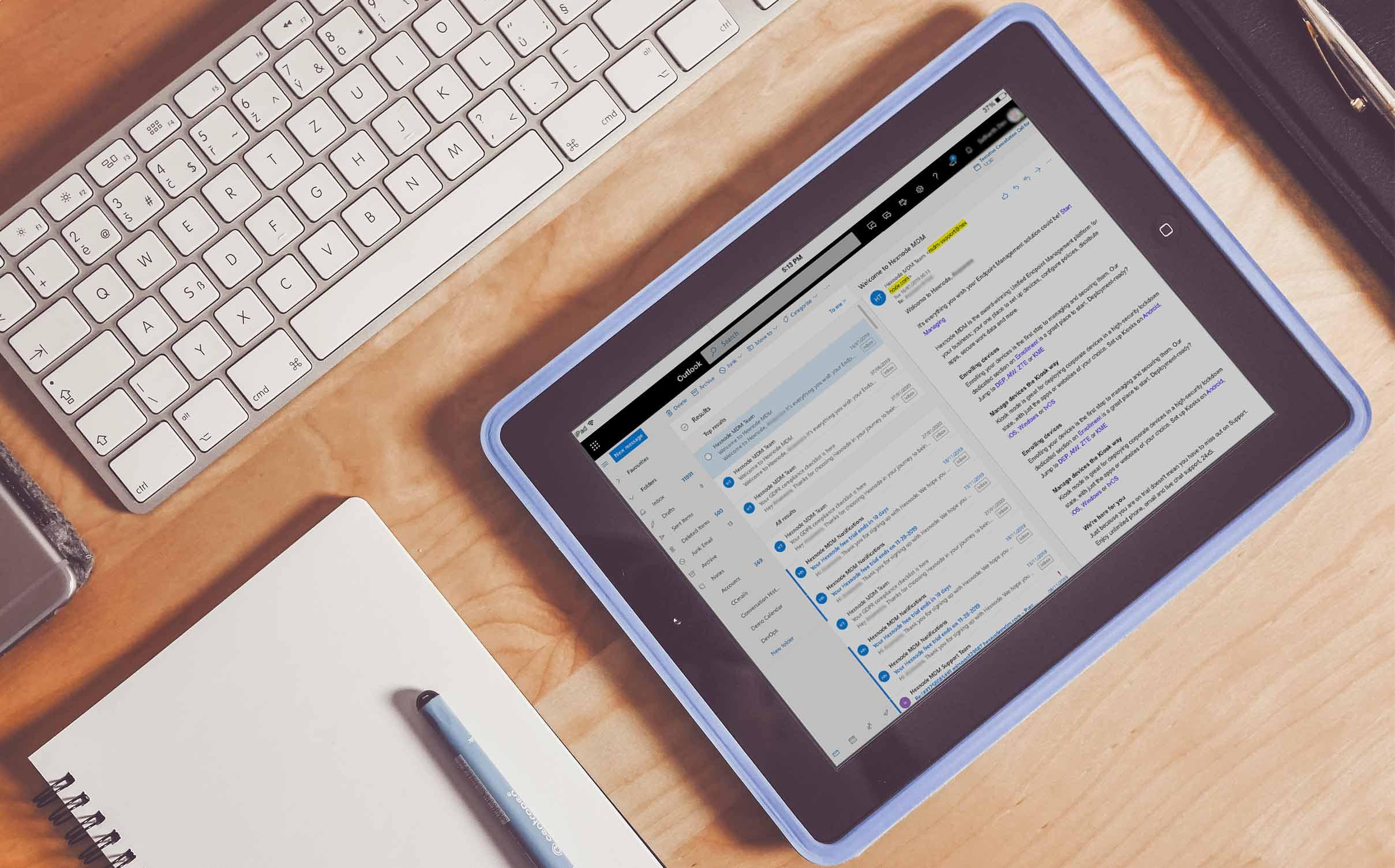 iPad Locked to Single App Mode