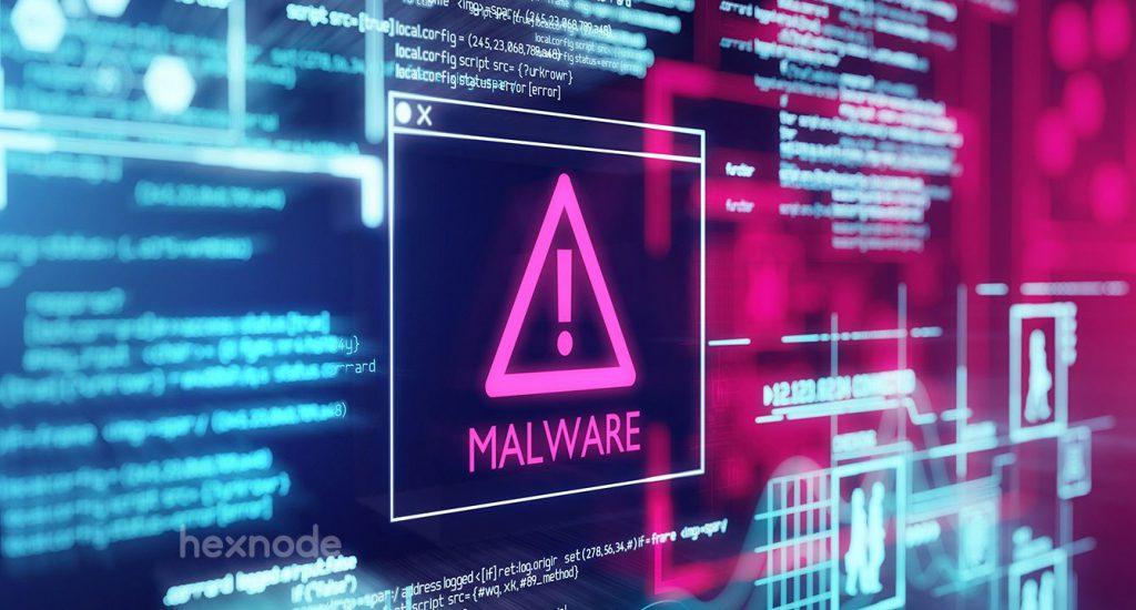 Cyber threats malware