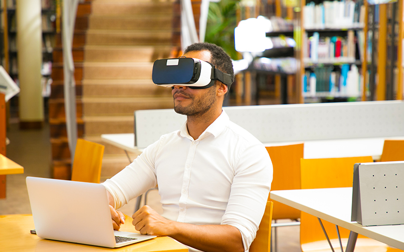 AR smart at the workplace