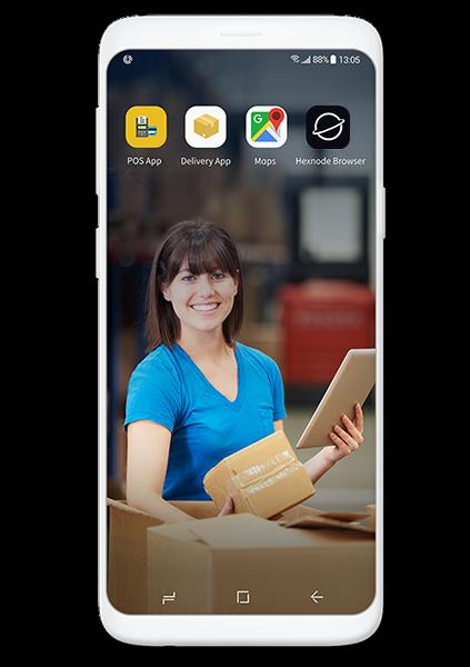 Android multi app kiosk mode
