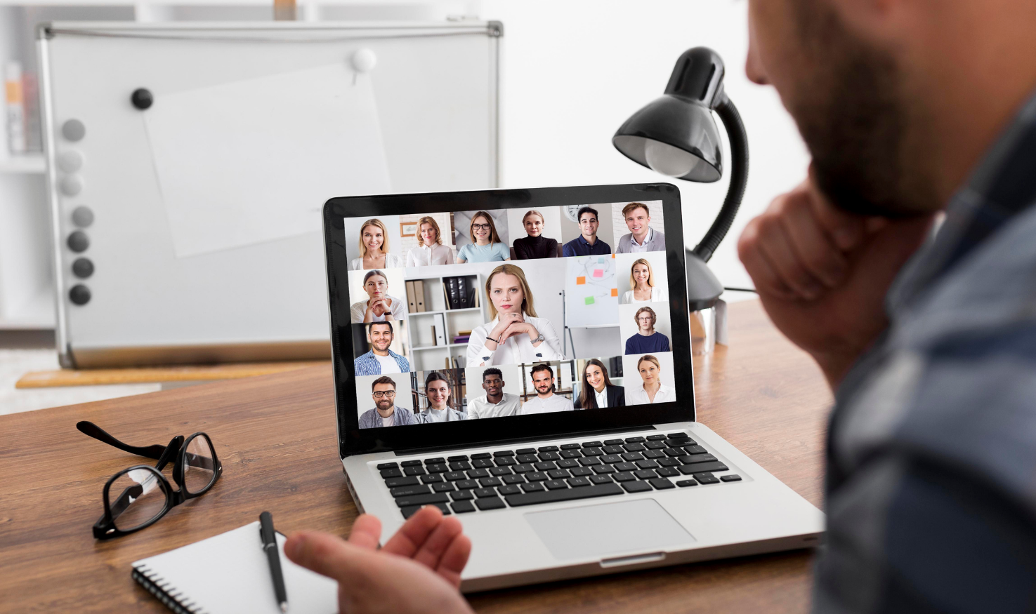 Collaborating with teammates remotely