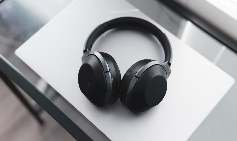 A headphone