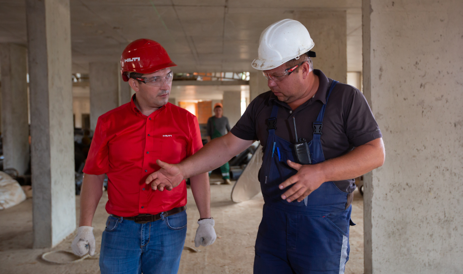 The overall construction process is now becoming faster with smart devices