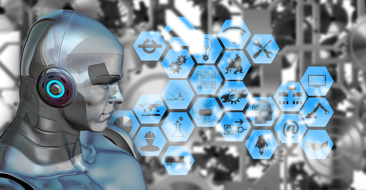 AI can analyze patterns to make informed decisions and aids in digital transformation during the pandemic.