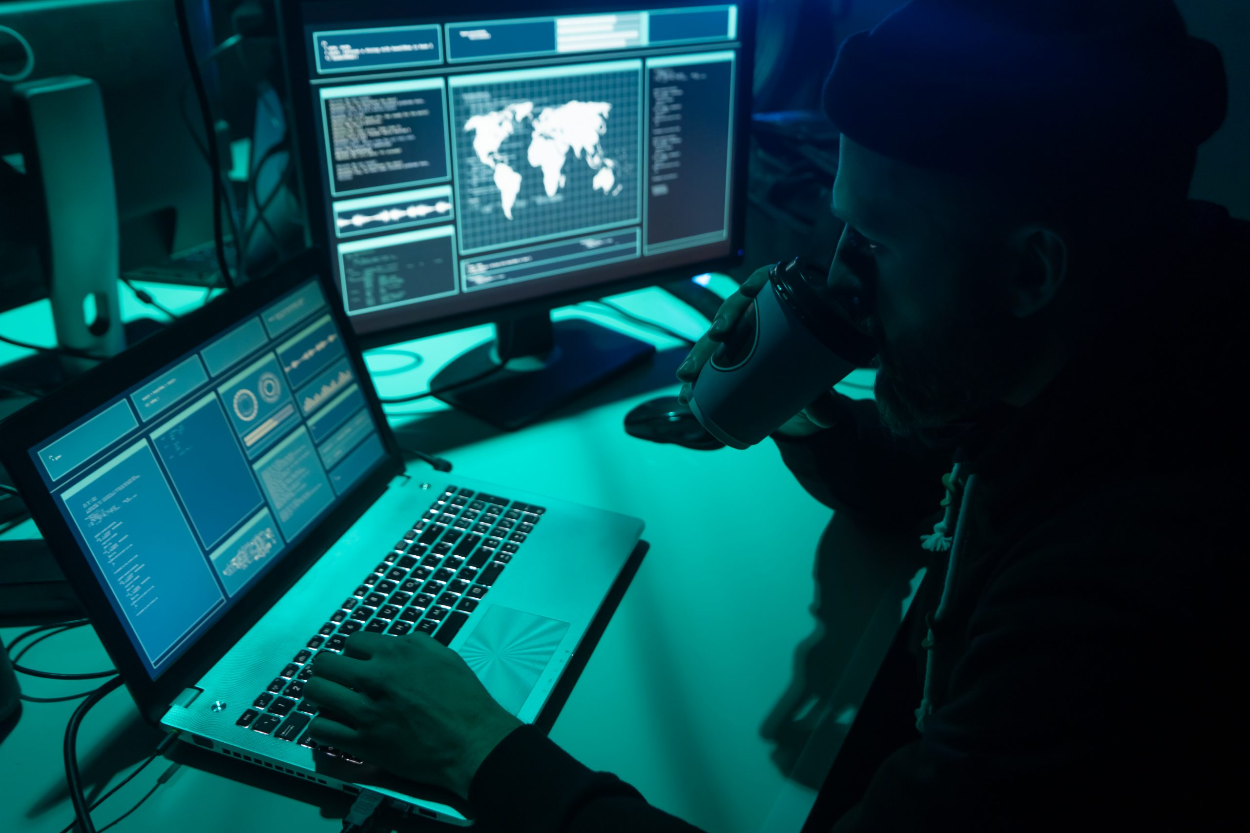 Implement security control to safeguard systems against malware attacks