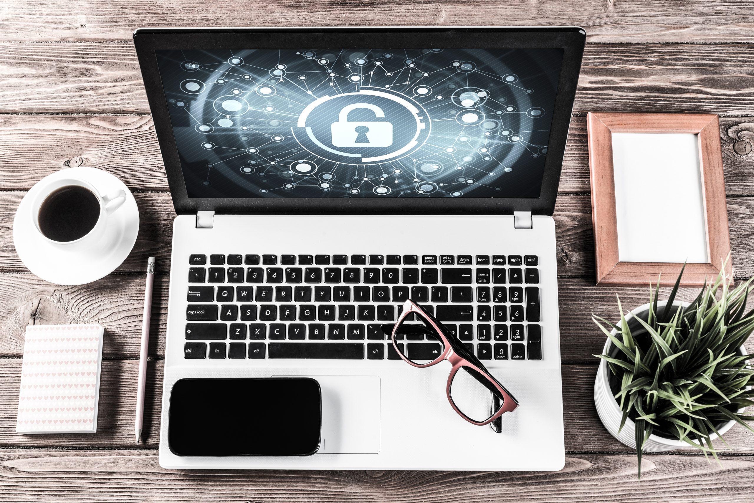 Secure data present within the devices