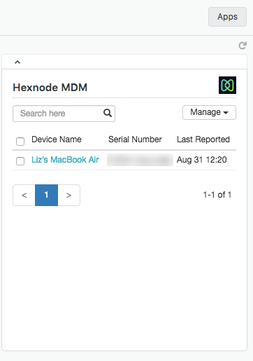 Zendesk and Hexnode MDM Integration