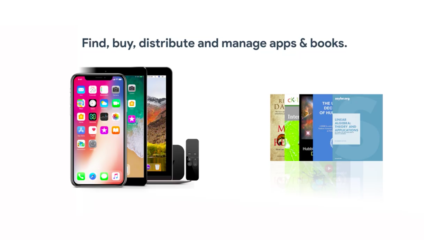Find, buy, distribute and manage app using Apple Volume Purchase Program (VPP) with Hexnode MDM