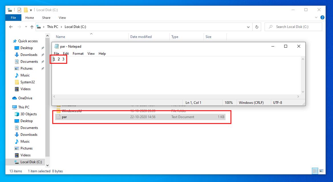 Custom device script for Windows