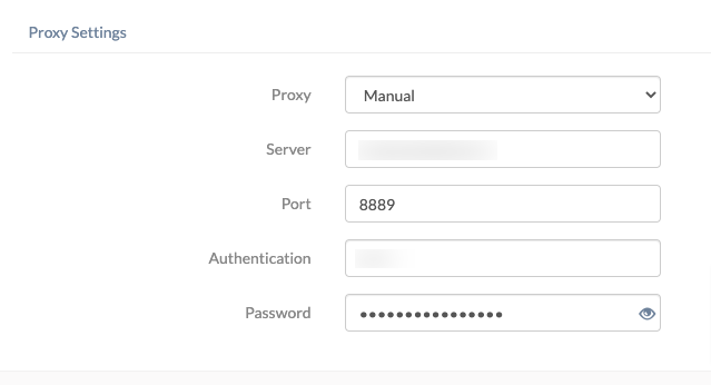 Set up per app vpn proxy settings for iOS devices using Hexnode MDM